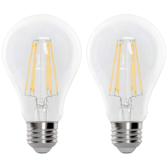 Clear 15w Led Dimmable Filament Bulb