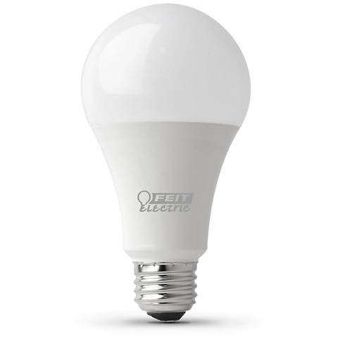 100W Equivalent Frosted 17.5W LED Dimmable A21 Bulb