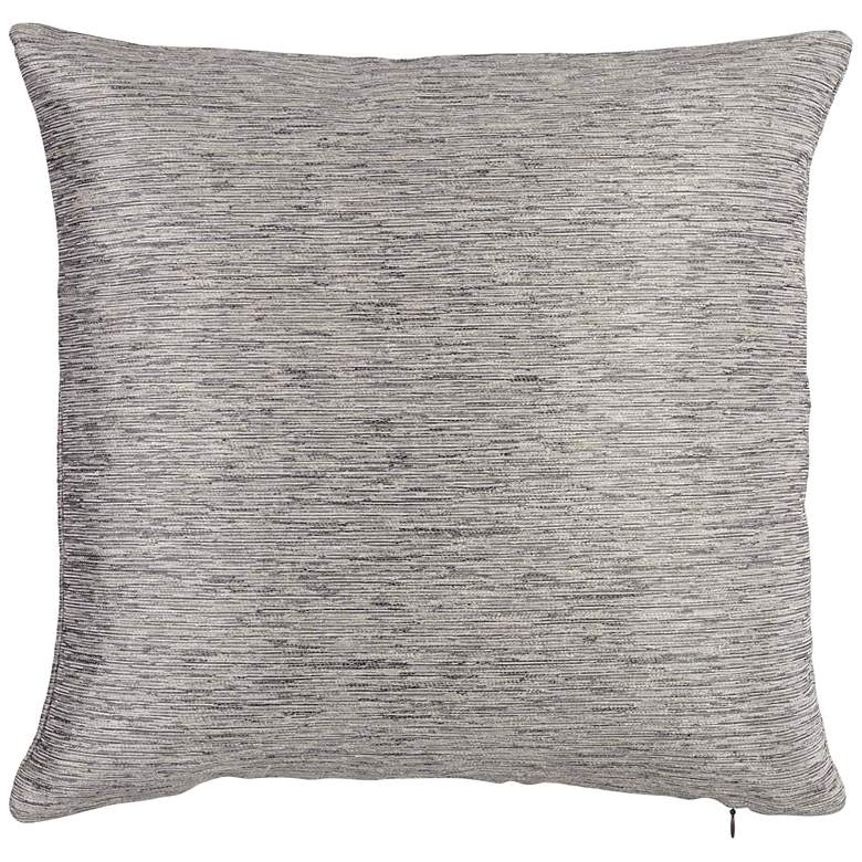 "Rockwood Timberwolf 20"" Square Throw Pillow"
