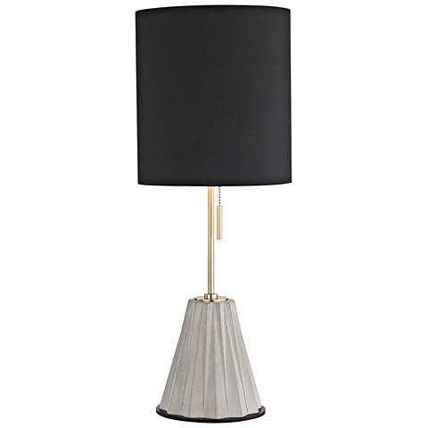 Mitzi Devon Aged Brass Accent Table Lamp