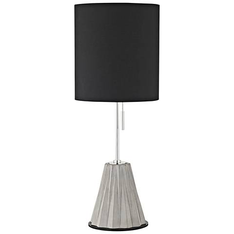 Mitzi Devon Polished Nickel Accent Table Lamp