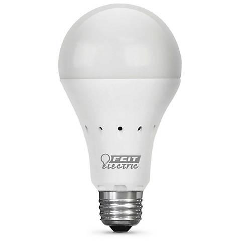 40W Equivalent 8.5W LED Battery Backup A Bulb