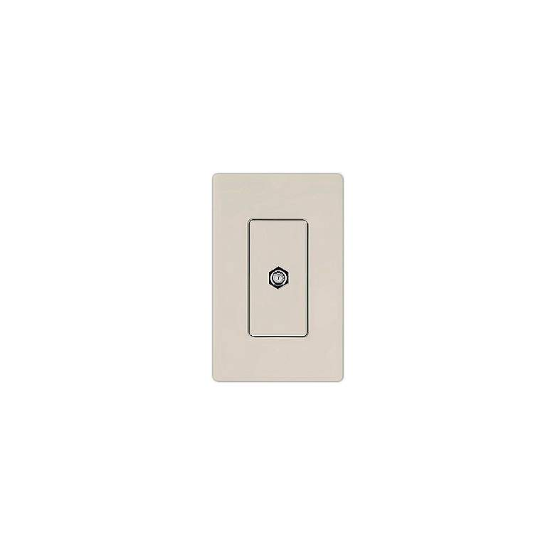Lutron Diva Taupe SC Cable Jack