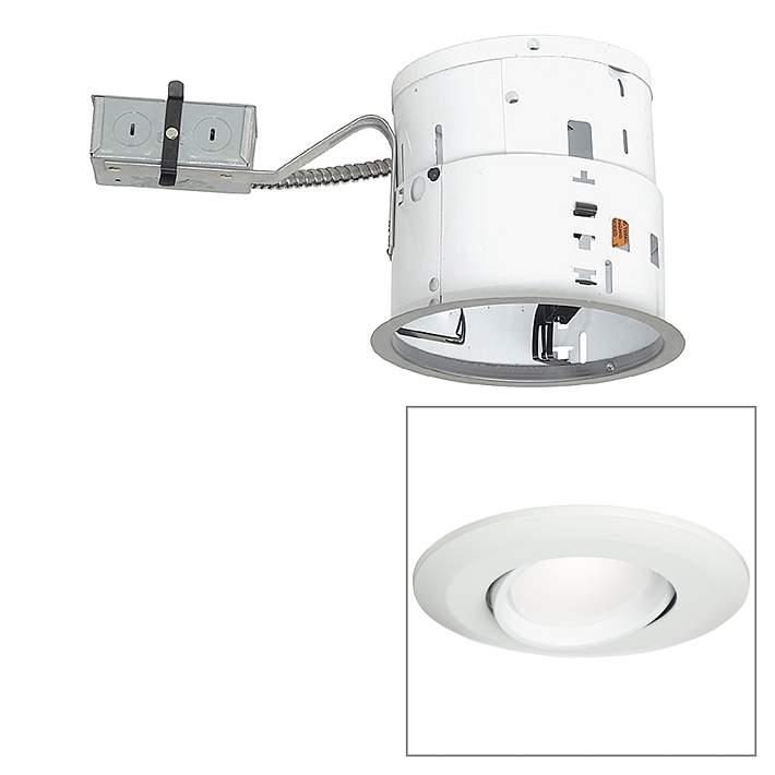 15 Watt Eyeball Led Recessed Light Kit