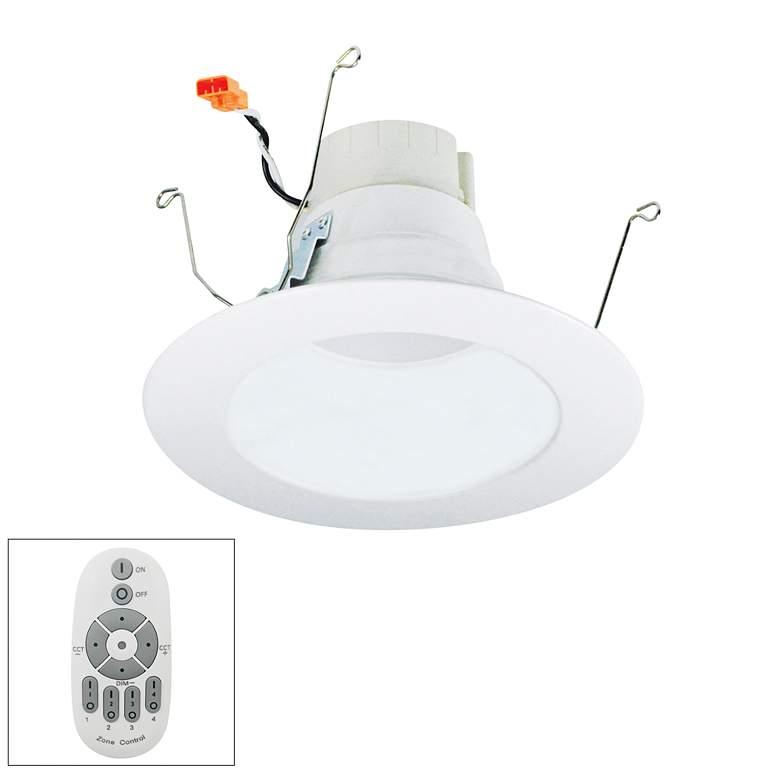 "Nora Prism 5/6"" White LED Master Remote Retrofit"