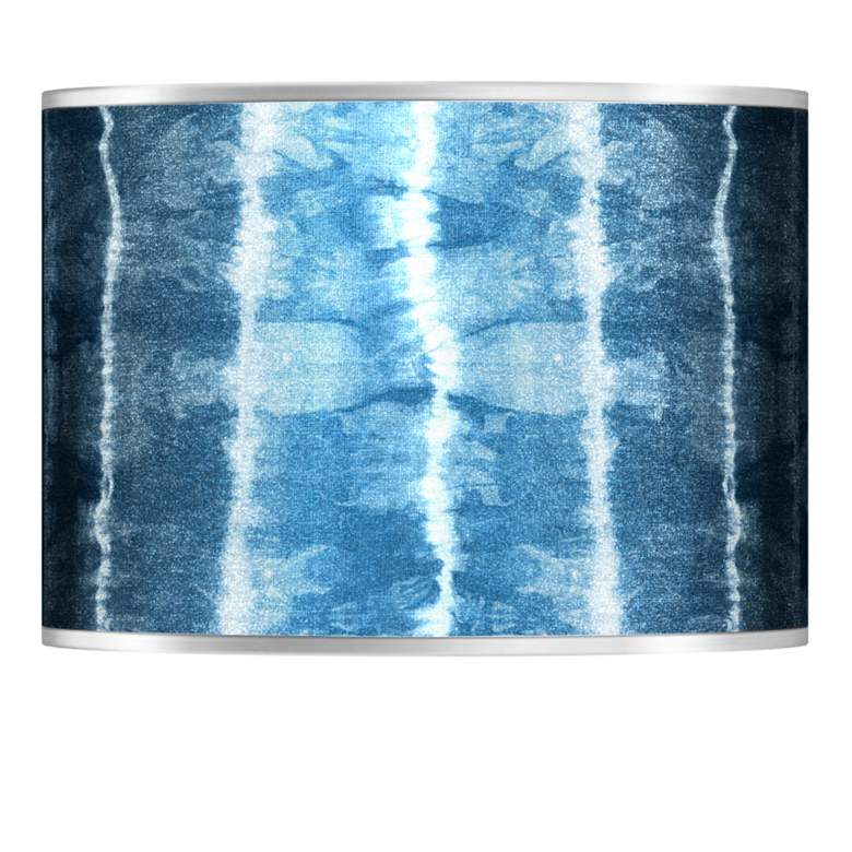 Cool Reflections Silver Metallic Lamp Shade 13.5x13.5x10 (Spider)