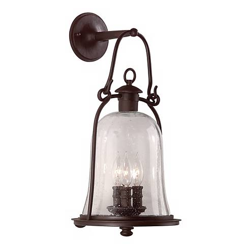 """Owings Mill Collection 21"""" High Outdoor Wall Light"""