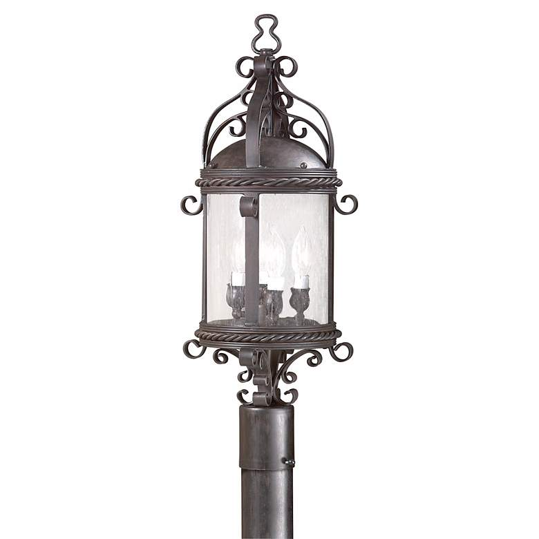 """Pamplona Collection 26 5/8"""" High Outdoor Post Light"""