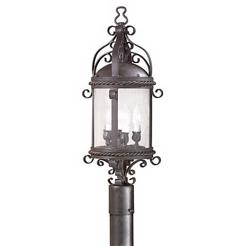 "Pamplona Collection 26 5/8"" High Outdoor Post Light"