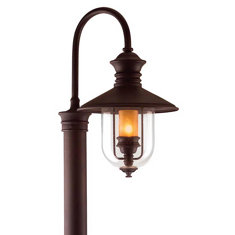 "Old Town Collection 22"" High Outdoor Post Light"
