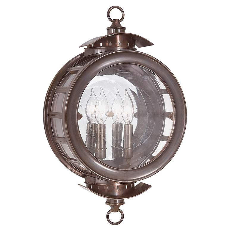 "Charelston Collection 20"" High Outdoor Wall Light"