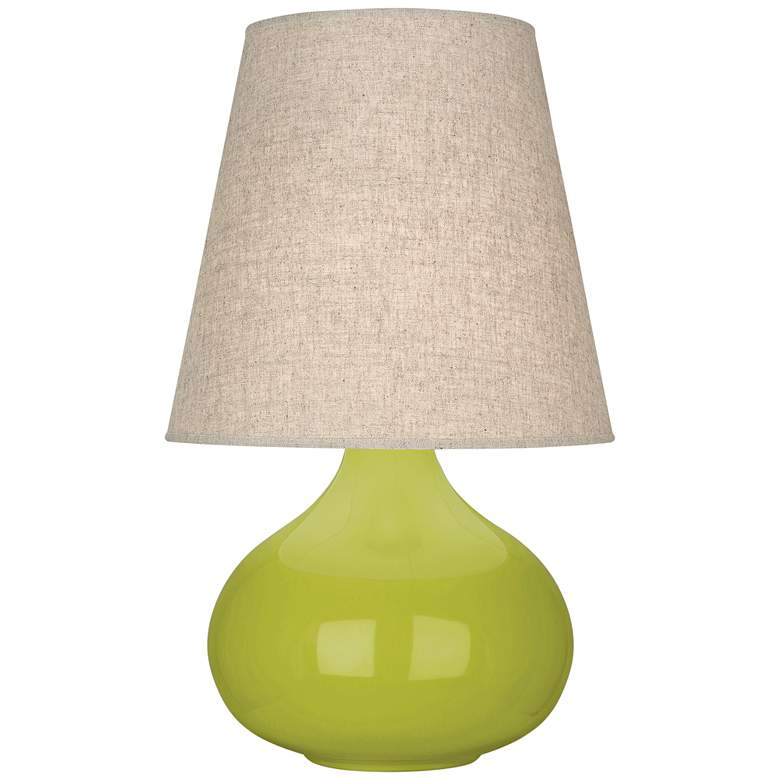 Robert Abbey June Apple Table Lamp with Buff