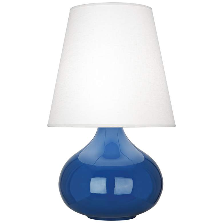 Robert Abbey June Marine Table Lamp with Oyster