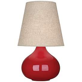 Red Ceramic Porcelain Table Lamps Lamps Plus