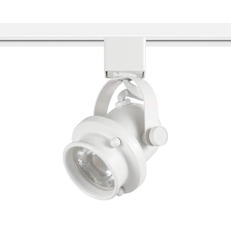 Retro White 10 Watt Dimmable LED Track Head