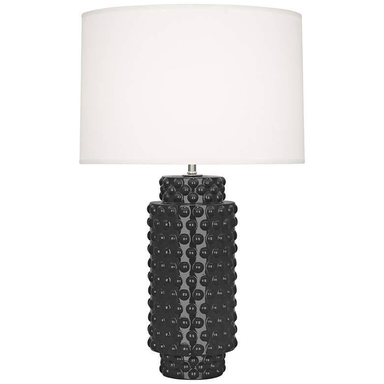 Robert Abbey Dolly Ash Ceramic Table Lamp