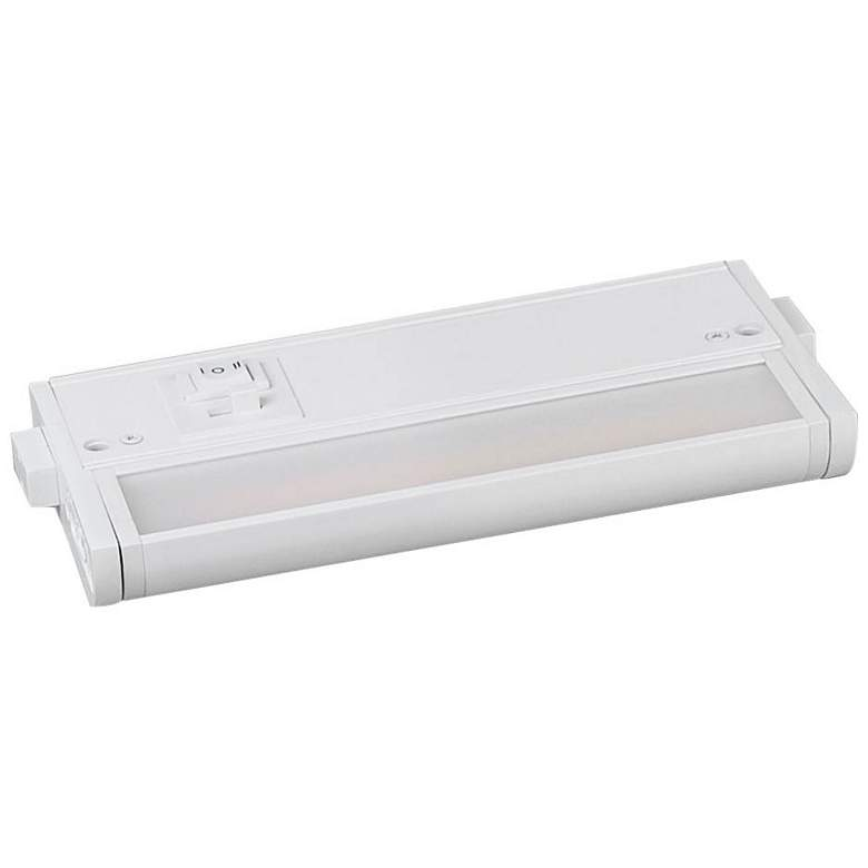 "CounterMax MX-L-120-3K 6"" W White LED Undercabinet Light"