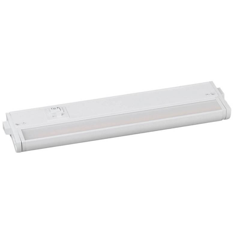 "CounterMax MX-L-120-3K 12"" W White LED Undercabinet Light"