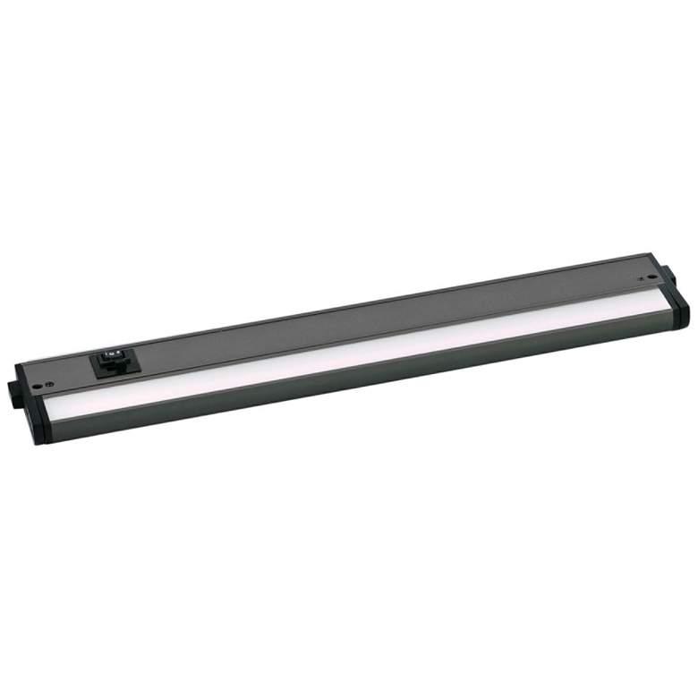 "CounterMax MX-L-120-3K 18"" W Bronze LED Undercabinet Light"