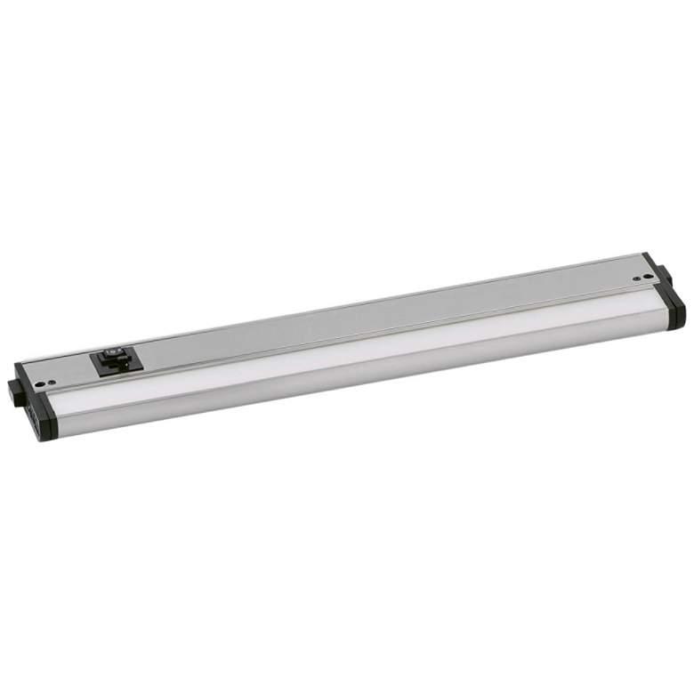 "CounterMax MX-L-120-3K 18""W Nickel LED Undercabinet Light"