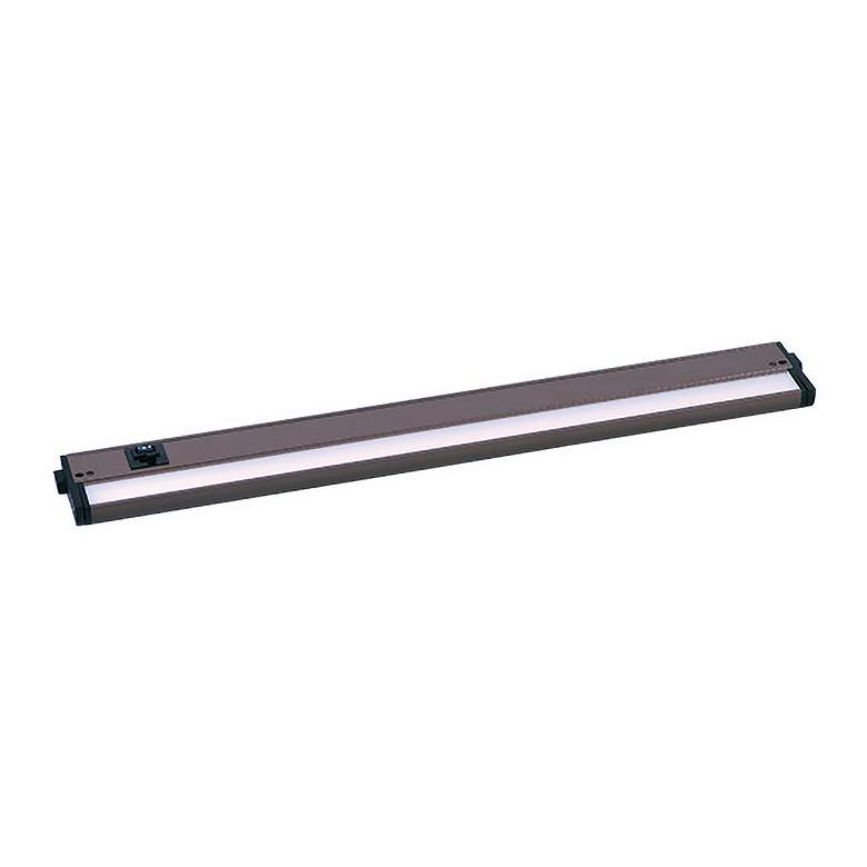 "CounterMax MX-L-120-3K 24"" W Bronze LED Undercabinet Light"