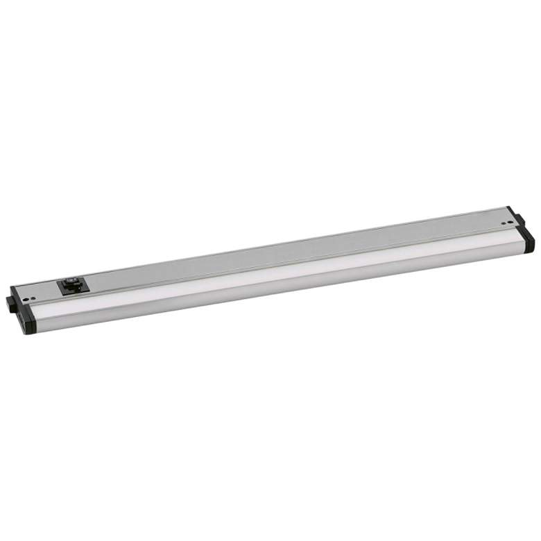 "CounterMax MX-L-120-3K 24"" W Nickel LED Undercabinet Light"