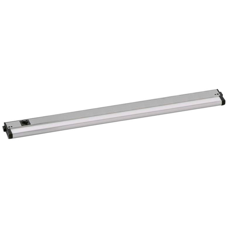"CounterMax MX-L-120-3K 30"" W Nickel LED Undercabinet Light"