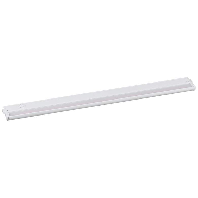 "CounterMax MX-L-120-3K 30"" W White LED Undercabinet Light"