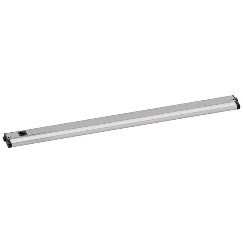 "CounterMax MX-L-120-3K 36"" W Nickel LED Undercabinet Light"