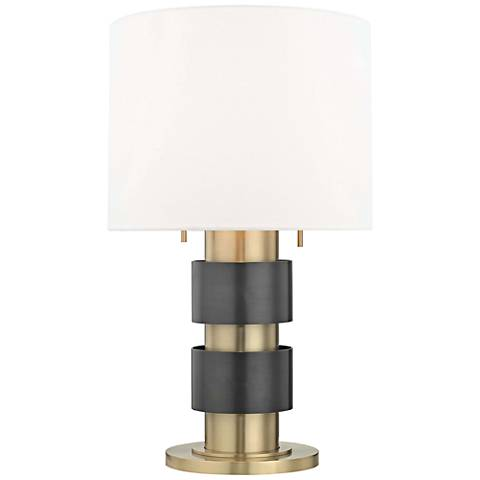 Hudson Valley Cyrus Old Bronze Table Lamp