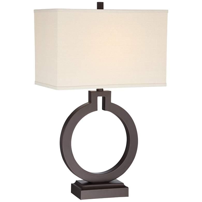 Benny Bronze Modern Table Lamp