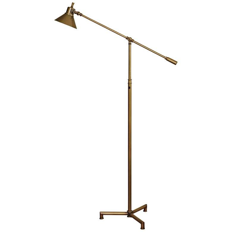 Hemlock Dark Bronze LED Floor Lamp