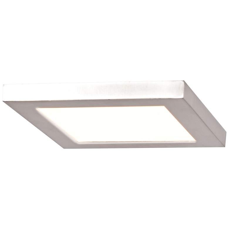 """Boxer 5 1/2"""" Wide White LED Ceiling Light"""