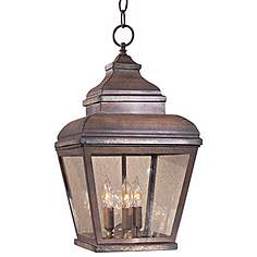 Minka lavery hanging lantern outdoor lighting lamps plus mossoro 19 high outdoorindoor hanging light workwithnaturefo