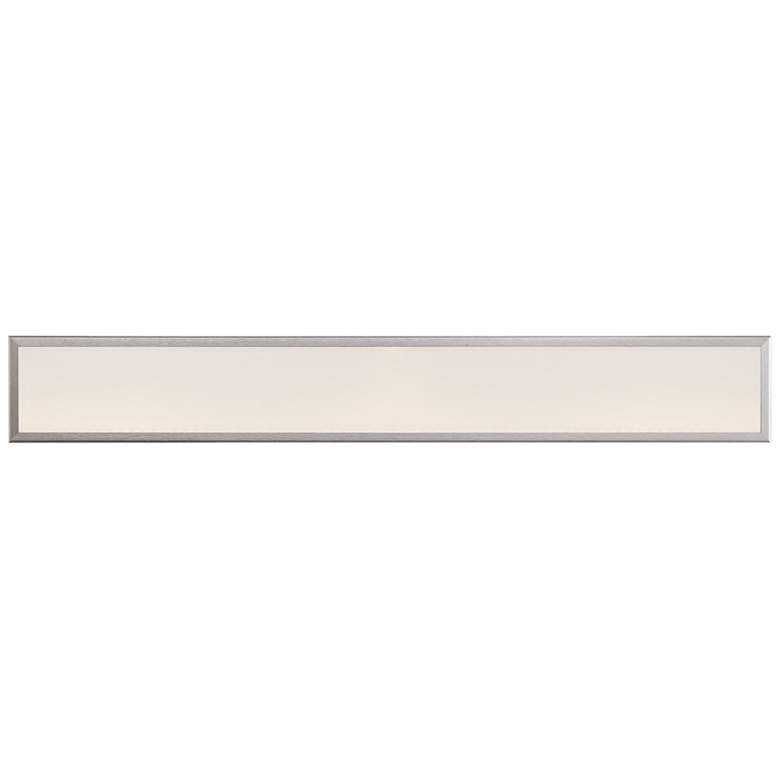 "Modern Forms Neo 36"" Wide Brushed Aluminum LED"