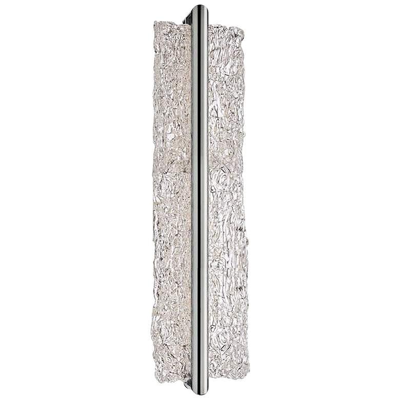 "Modern Forms Vetri 21"" Wide Brushed Aluminum LED Bath Light"