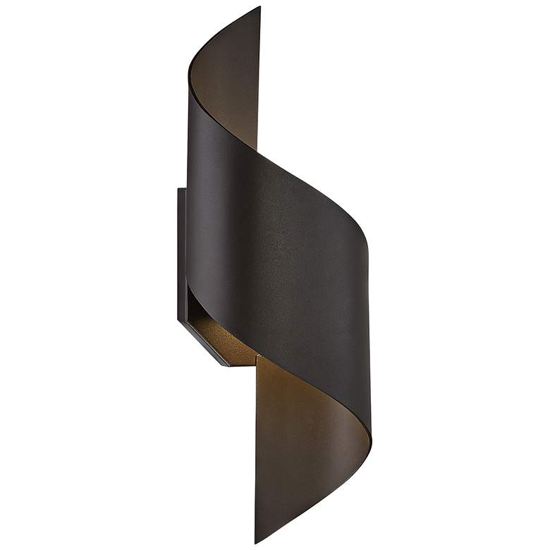 "Modern Forms Helix 24"" High Bronze LED Outdoor"