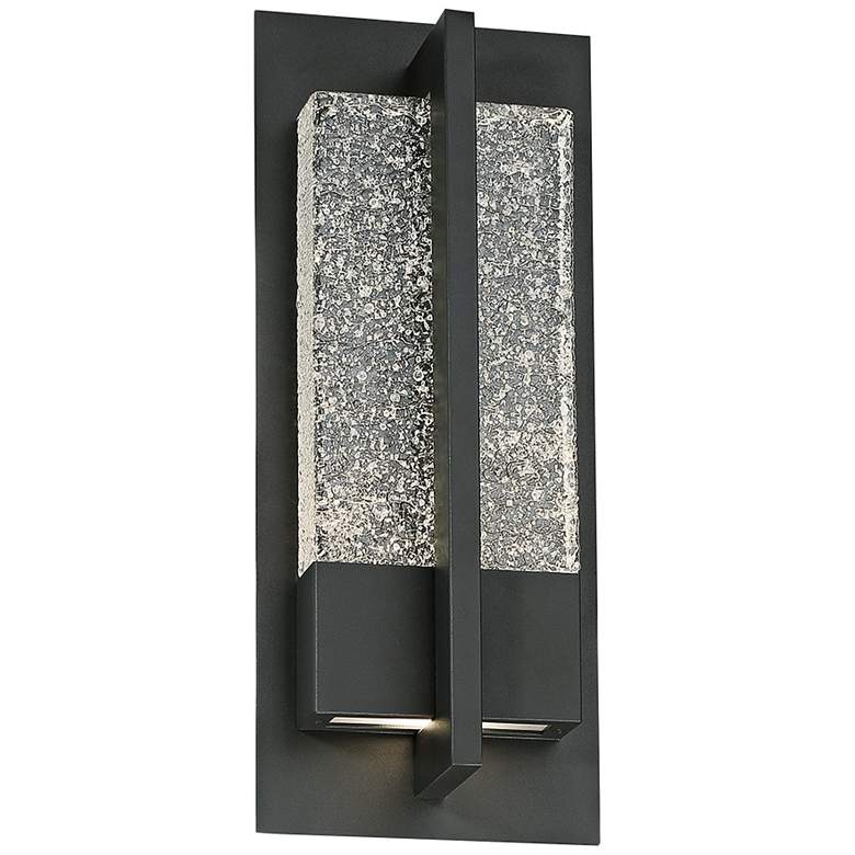 """Modern Forms Omni 16"""" High Bronze LED Outdoor Wall Light"""