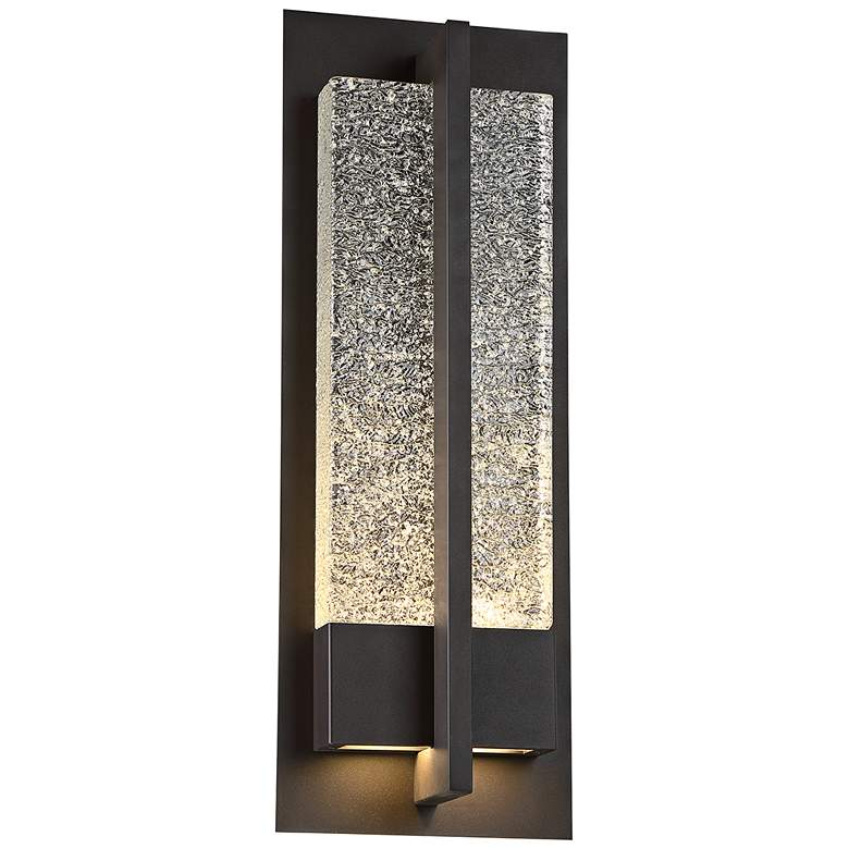 "Modern Forms Omni 20"" High Bronze LED Outdoor"