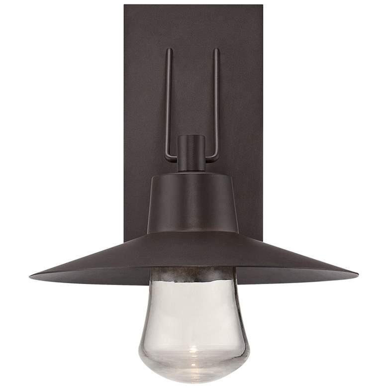 """Modern Forms Suspense 17"""" High Bronze LED Outdoor Wall Light"""