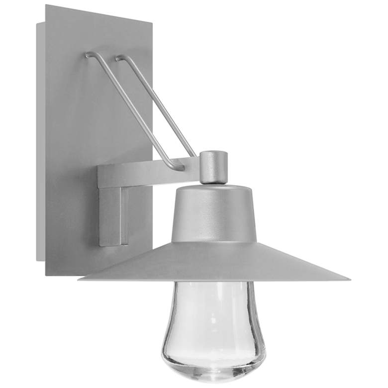 """Modern Forms Suspense 15""""H Aluminum LED Outdoor Wall"""