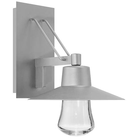 "Modern Forms Suspense 15""H Aluminum LED Outdoor Wall Light"