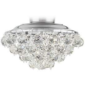 Crystal Fan Light Kits Lamps Plus