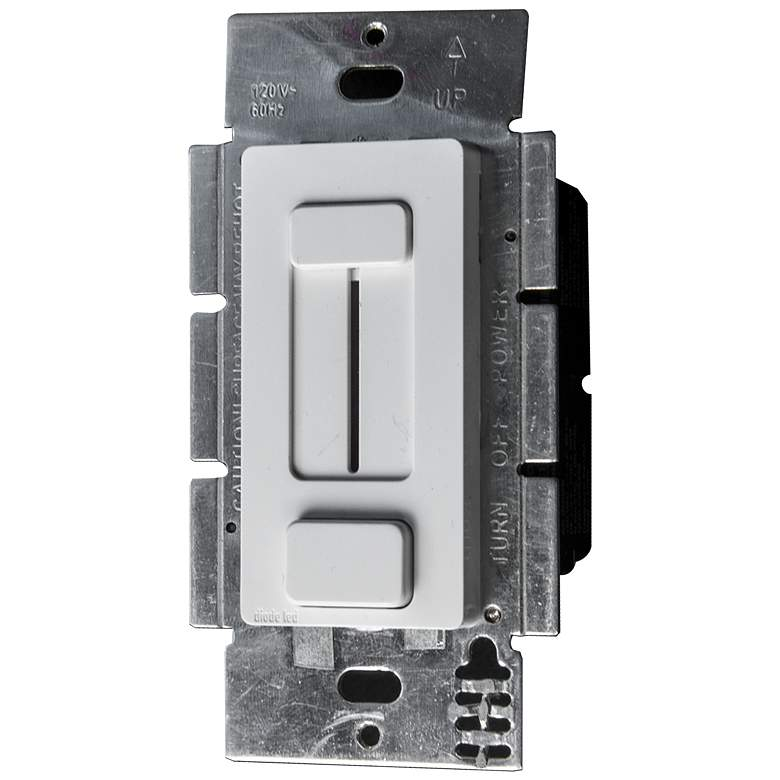 SlimEdge™ SwitchEx 24VDC 60W LED Wall Dimmer/Power Supply