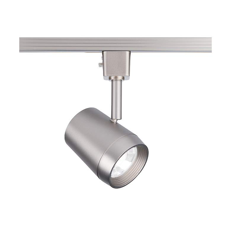 WAC Oculux Brushed Nickel LED Track Head for Halo Systems