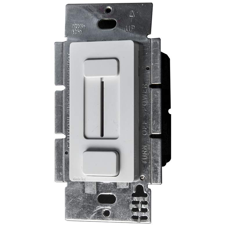 SlimEdge™ SwitchEx 12VDC 60W LED Wall Dimmer/Power Supply