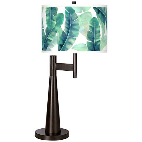 Guinea Giclee Novo Table Lamp
