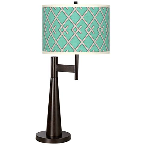 Crossings Giclee Novo Table Lamp