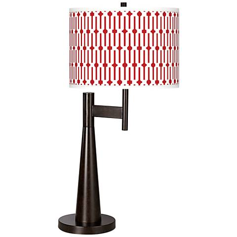 Amaze Giclee Novo Table Lamp