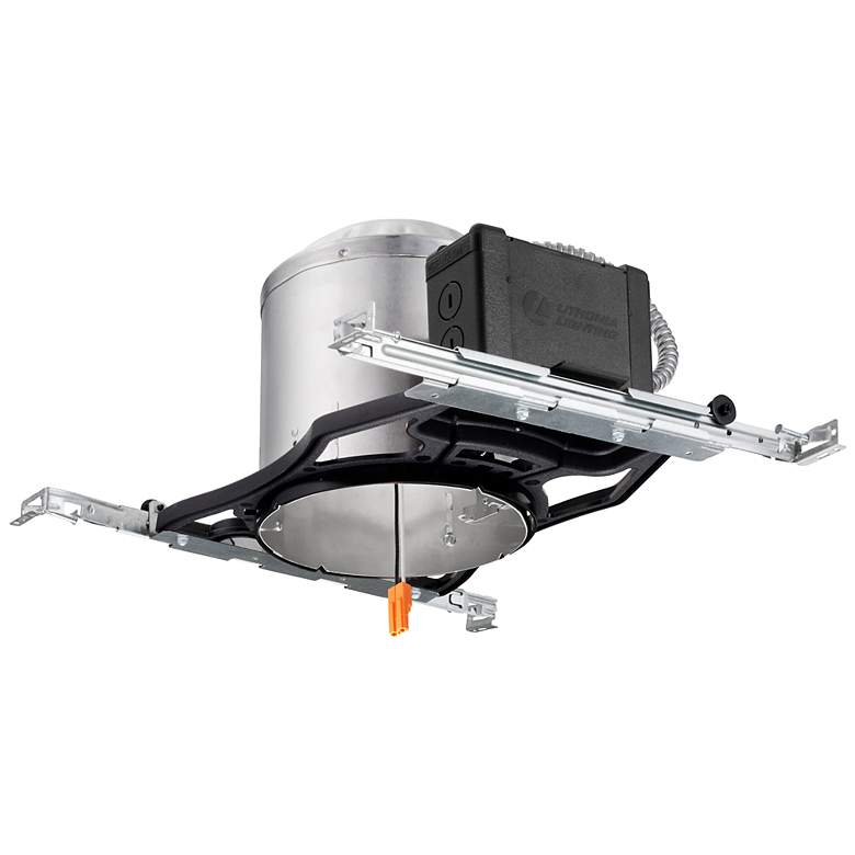 """Lithonia 6"""" LED IC/Non-IC New Construction/Remodel Housing"""